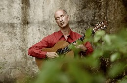 David Lesiner Classical Guitarist