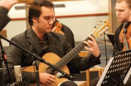Jon Gjylaci Classical Guitar Magazine