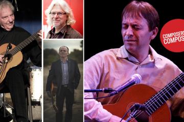 Stephen Goss Jorge Morel Gerard Drozd Dusan Bogndovic Classical Guitar Composers on Composing
