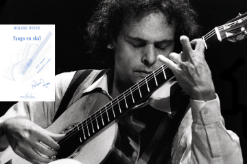 Roland Dyens Method Tango en Skai Classical Guitar Magazine