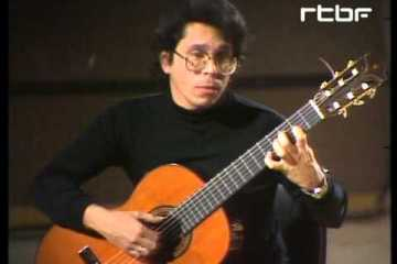 classical guitarist leo brouwer