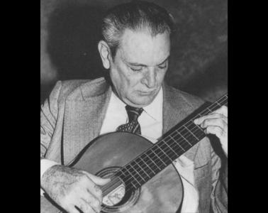 Classical Guitar Antonio Lauro