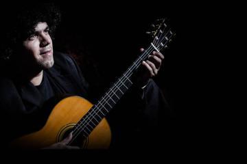 Judicael Perroy Classical Guitar