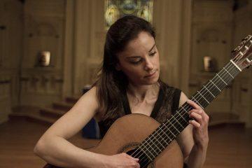 Ana Vidovic Classical Guitar Magazine