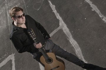 Classical Guitarist Jason Vieaux