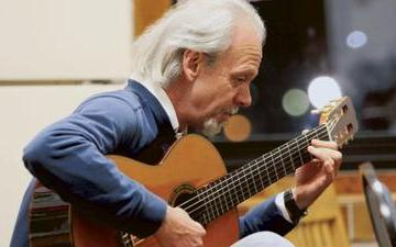 classical guitarist anthony glise