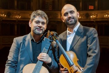attademo gramaglia duo classical guitar and violin duo