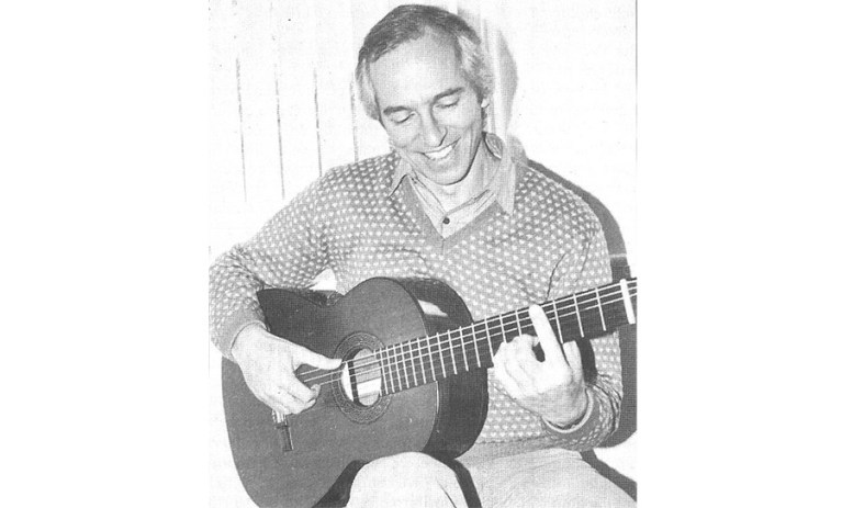 classical guitarist john williams