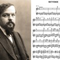 debussy reverie classical guitar music