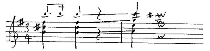classical guitar forbidden fifths ex 14