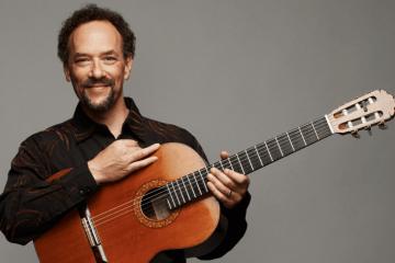classical guitarist William kanengiser