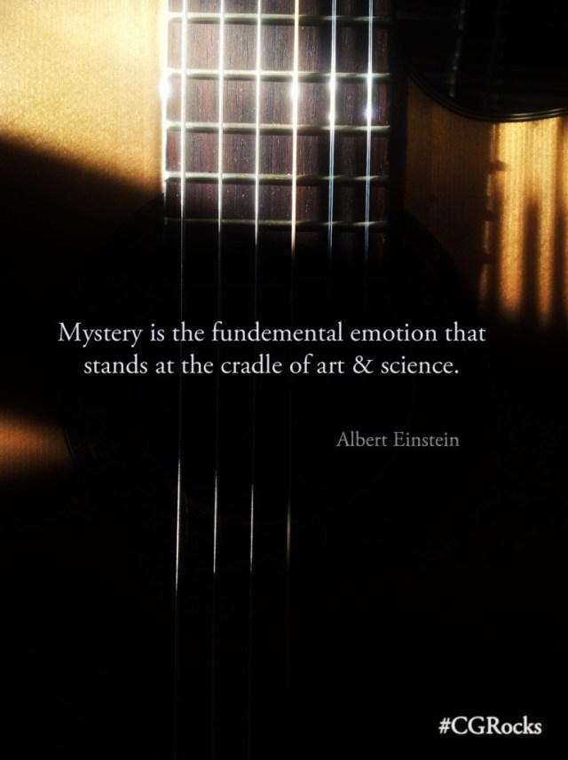 Einstein & #CGRocks
