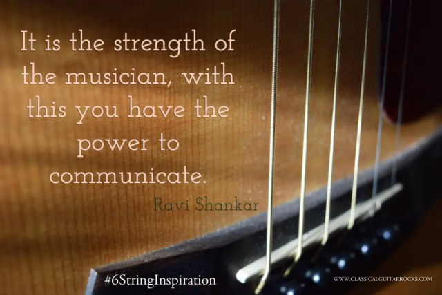 #6stringinspiration