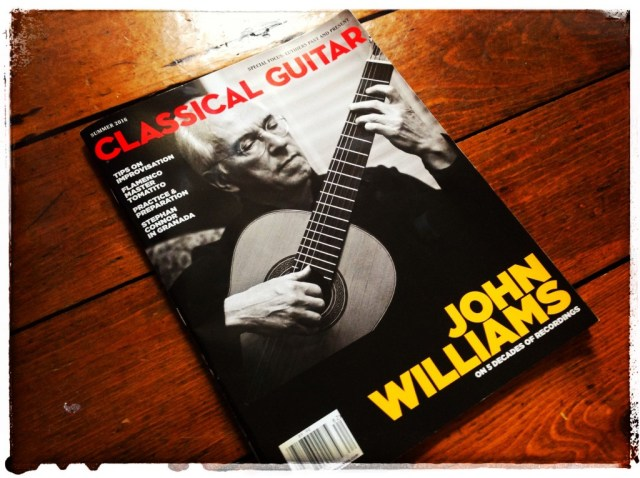 classical guitar magazine lesson 2
