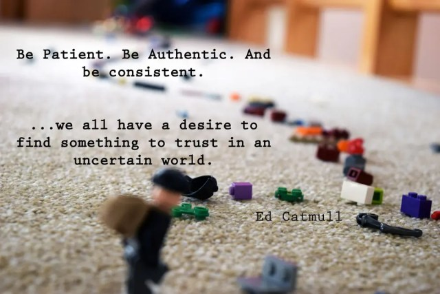 Music quote Ed Catmull
