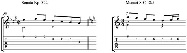 Baroque Pattern 3 & 4