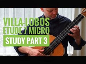 Villa Lobos Scales Etude 7 part 3