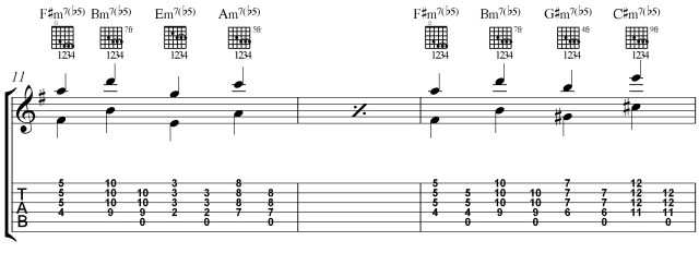 classical guitar rocks villa-lobos etude 4