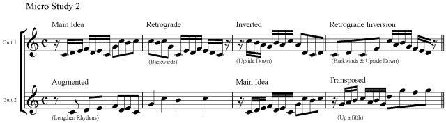 bach guitar lesson invention 1 for duo