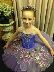 Classical Ballet tutu - stretch tutu - lavender