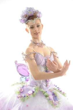 Classical Ballet Tutu - Non Stretch - Lilac Fairy