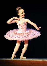 Classical Ballet Tutu - non stretch tutu - baby pink