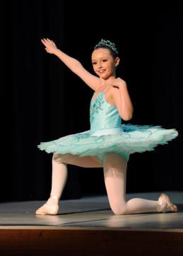 Classical Ballet Tutu - non Stretch - mint