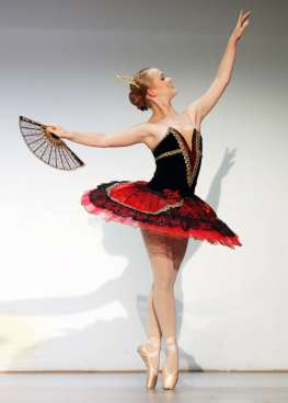 Classical Ballet Tutu - non Stretch - spanish