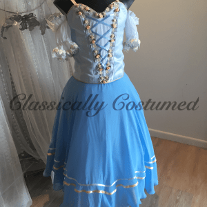 Giselle Style Dance Costume