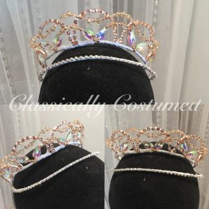 Alina Headpiece – made to order