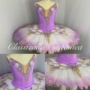Lilac Classical Ballet Tutu
