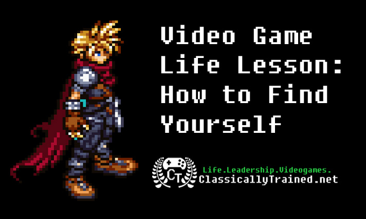 how to find yourself video game final fantasy silent hill classically trained