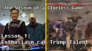 clueless gamer conan o'brein video games