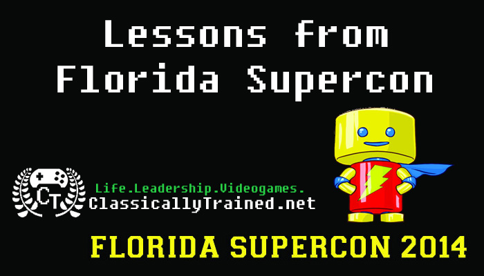 florida supercon lessons from video games