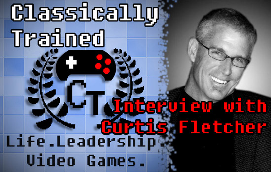 life lessons from video games interview Curtis Fletcher parenting business hiring gamification
