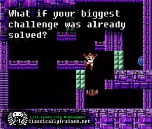 leadership lessons from video games mega man positive deviance