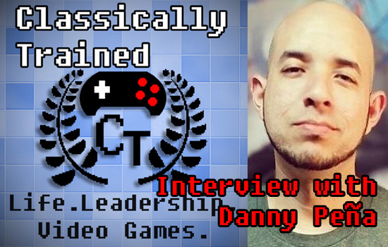 gamertag radio danny pena interview video games podcast