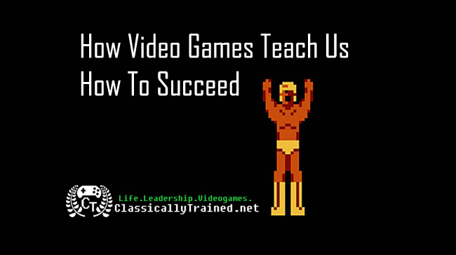 video games teach success