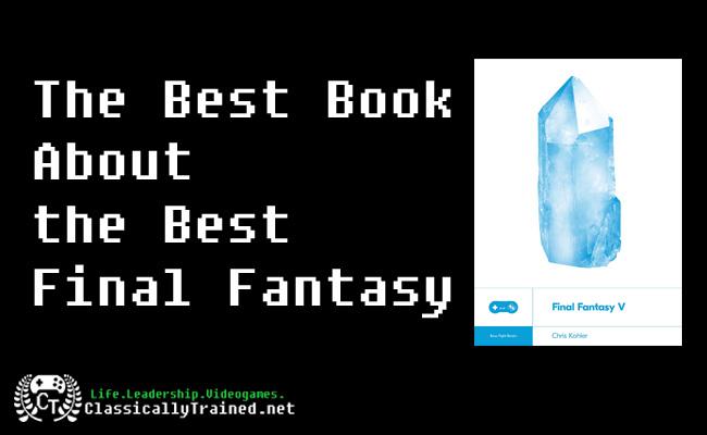 final fantasy v book