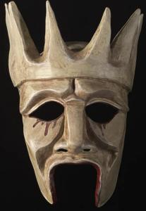 Oedipus mask