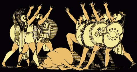 The Seven against Thebes