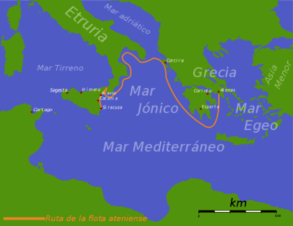 Expedition to Sicily