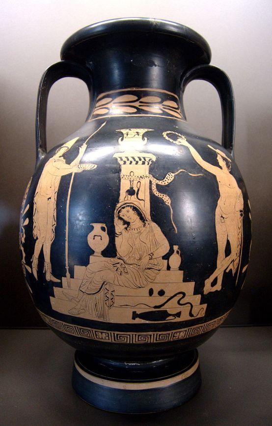 Vase of Elextra