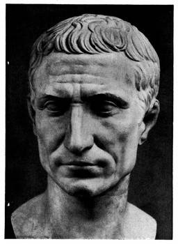 Bust of Caesar