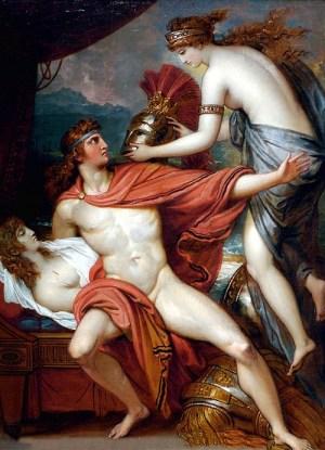 Achiles and Patroclus