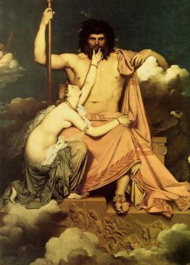 Achilles' mother Thetis