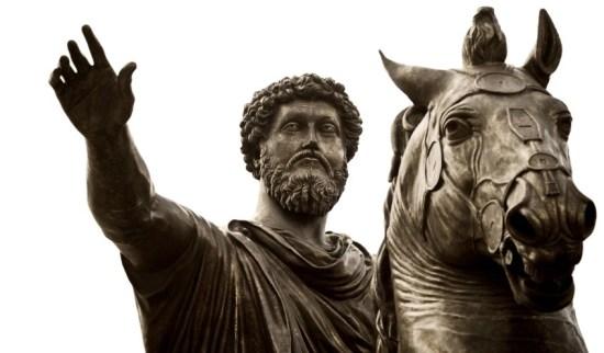 Marcus Aurelius on Horseback