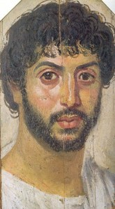 Painting from Fayum
