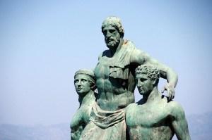 Diagoras of Rhodes Victor