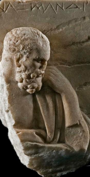 anaximander relief